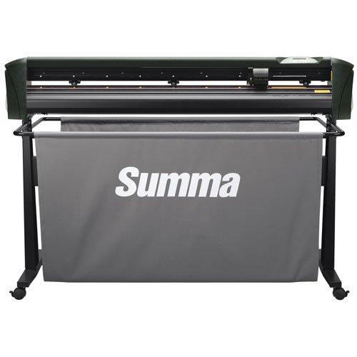 Sandblast Stencil Production Kit with Summa D120